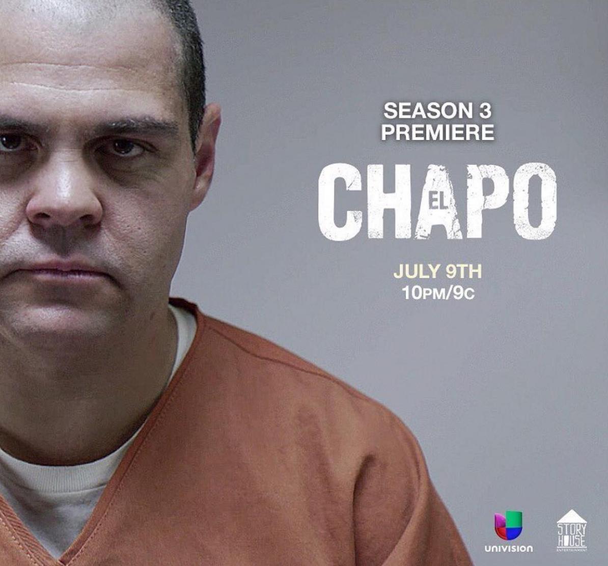 Marco de la O in El Chapo (2017)