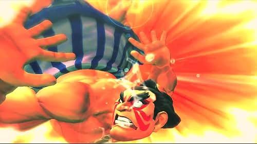 Super Street Fighter IV: Hakkan Trailer