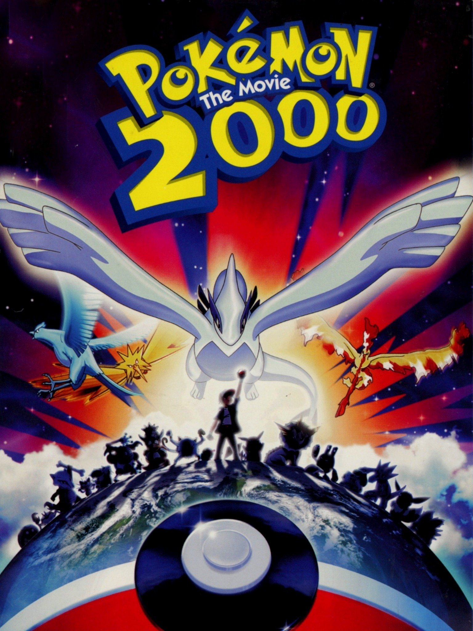 The Power Of One The Pokemon 2000 Movie Special Tv Short 2000