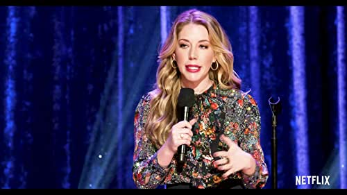 Fresh from a tour, comedian Katherine Ryan returns with her second Netflix original stand-up special.