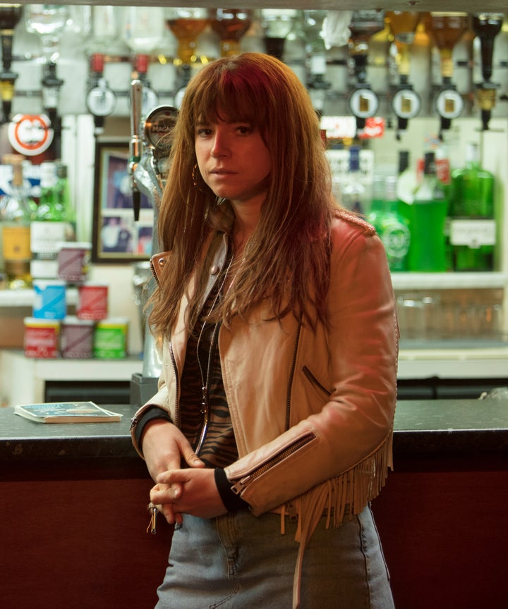 Jessie Buckley in Wild Rose (2018)
