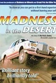 Madness in the Desert: Paris to Dakar Rally Poster