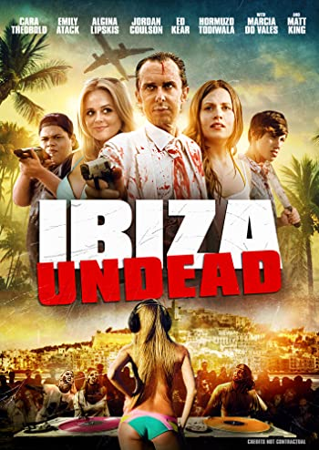 Ibiza Undead 2016 480p HDRip Dual Audio In Hindi 300MB