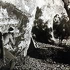 Lloyd Bridges and Marie Windsor in The Tall Texan (1953)
