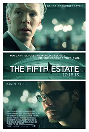 Where to stream The Fifth Estate