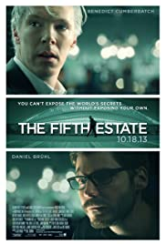 The Fifth Estate (2013) Poster - Movie Forum, Cast, Reviews