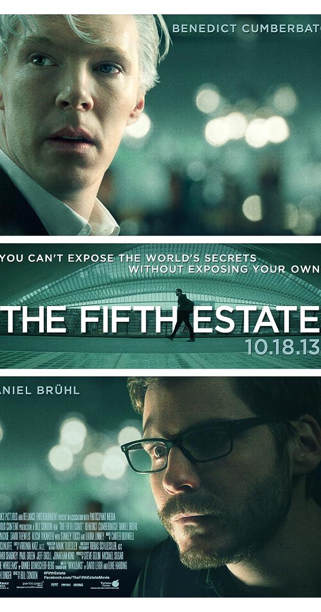 The Fifth Estate (2013) - Full Cast & Crew - IMDb
