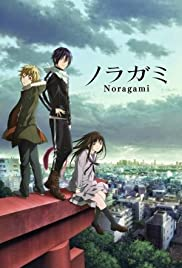 Image result for noragami anime cover