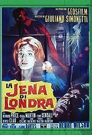 La jena di Londra Poster