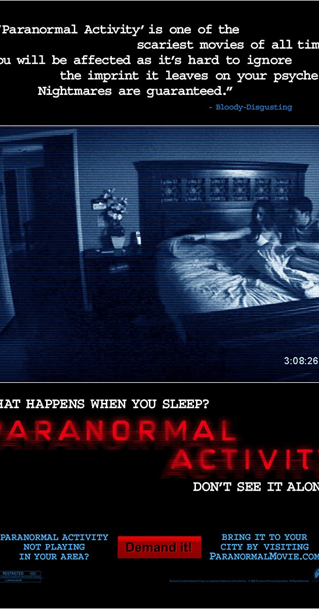 paranormal zone ita