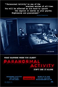 Downloadable the notebook full movie Paranormal Activity USA [4K]