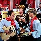 Carmen Miranda and Bando da Lua in Nancy Goes to Rio (1950)