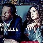 Lola Dewaere and Hubert Delattre in Astrid et Raphaëlle (2019)