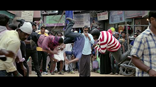 Kaala Official Trailer