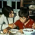 Jacqueline Danno and Mehdi El Glaoui in Belle et Sébastien (1965)
