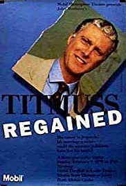 Titmuss Regained Poster