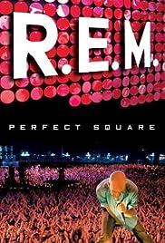 R.E.M.: Perfect Square Poster