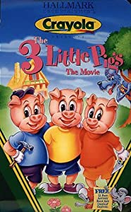 Watch free downloaded movies The 3 Little Pigs: The Movie [hdrip]