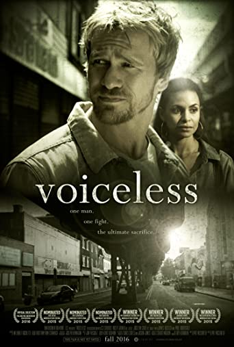 Voiceless - Poster