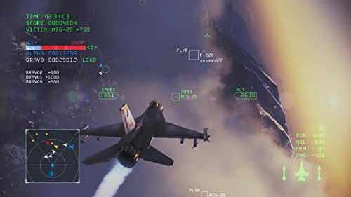 Ace Combat Infinity: Outdoing The Ace