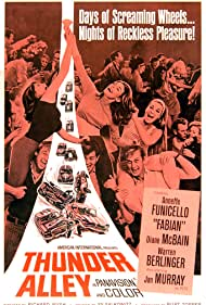 Thunder Alley (1967) Poster - Movie Forum, Cast, Reviews