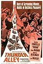 Thunder Alley (1967) Poster