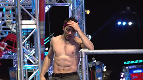 American Ninja Warrior: Drew Drechsel Run