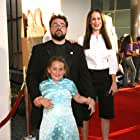 Kevin Smith and Harley Quinn Smith at an event for Clerks II (2006)