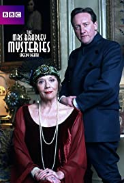 The Mrs Bradley Mysteries Poster