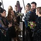 James Roday Rodriguez, Carla Jimenez, Veronika Hadrava, and Allison Miller in Daisy (2020)