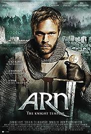 Arn: Tempelriddaren Poster