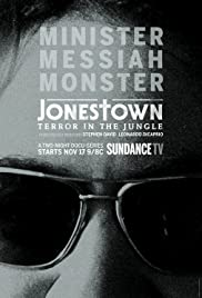 Jonestown: Terror in the Jungle Poster