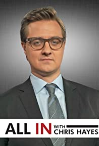 Primary photo for All In with Chris Hayes