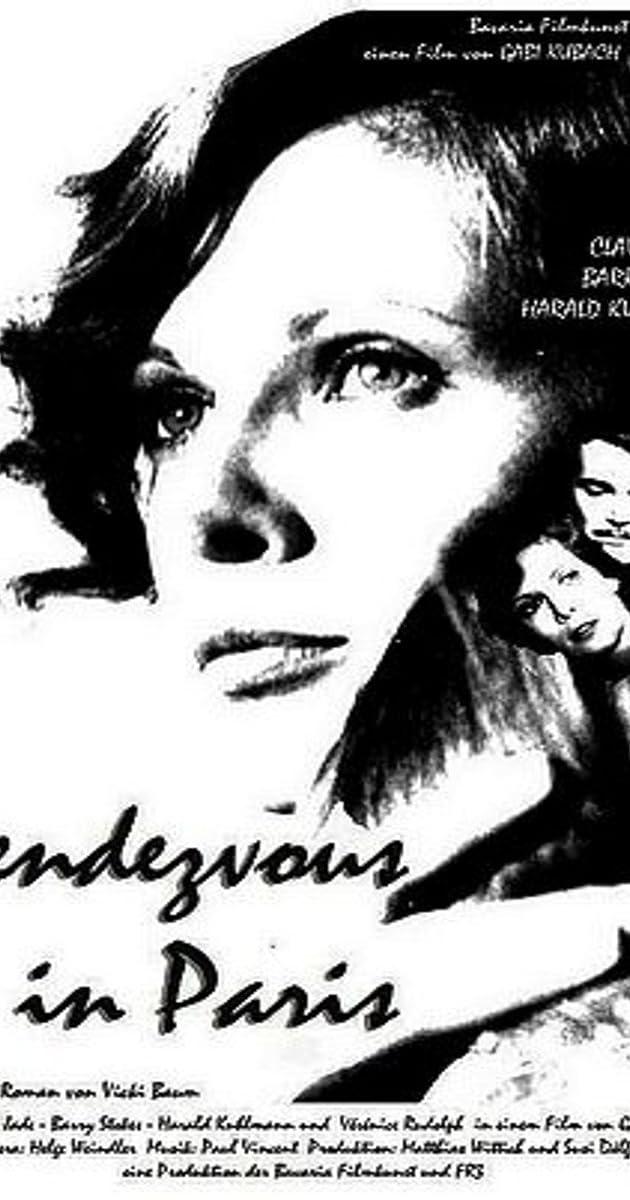 rendezvous in paris 1982 imdb 1920 Women Job