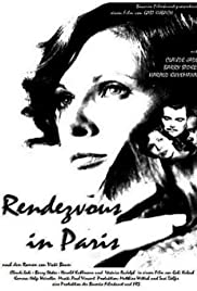 Rendezvous in Paris Poster