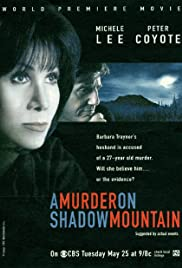 A Murder on Shadow Mountain Poster