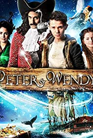 Stanley Tucci, Laura Fraser, Paloma Faith, Hazel Doupe, and Zak Sutcliffe in Peter and Wendy (2015)