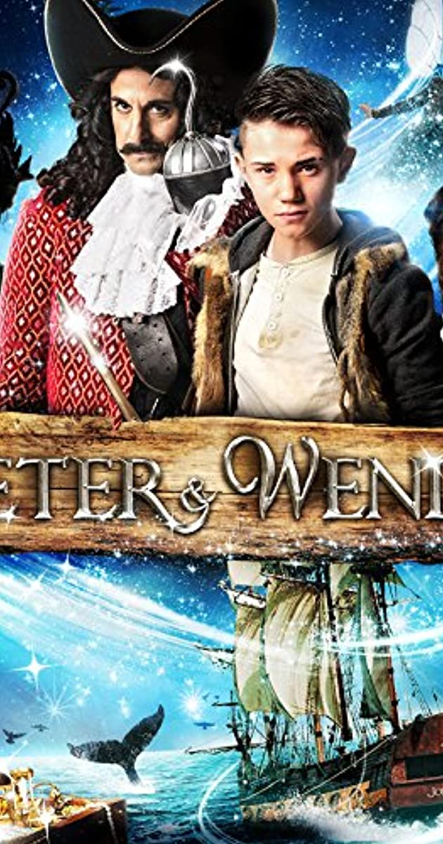 Peter and Wendy (TV Movie 2015) - IMDb
