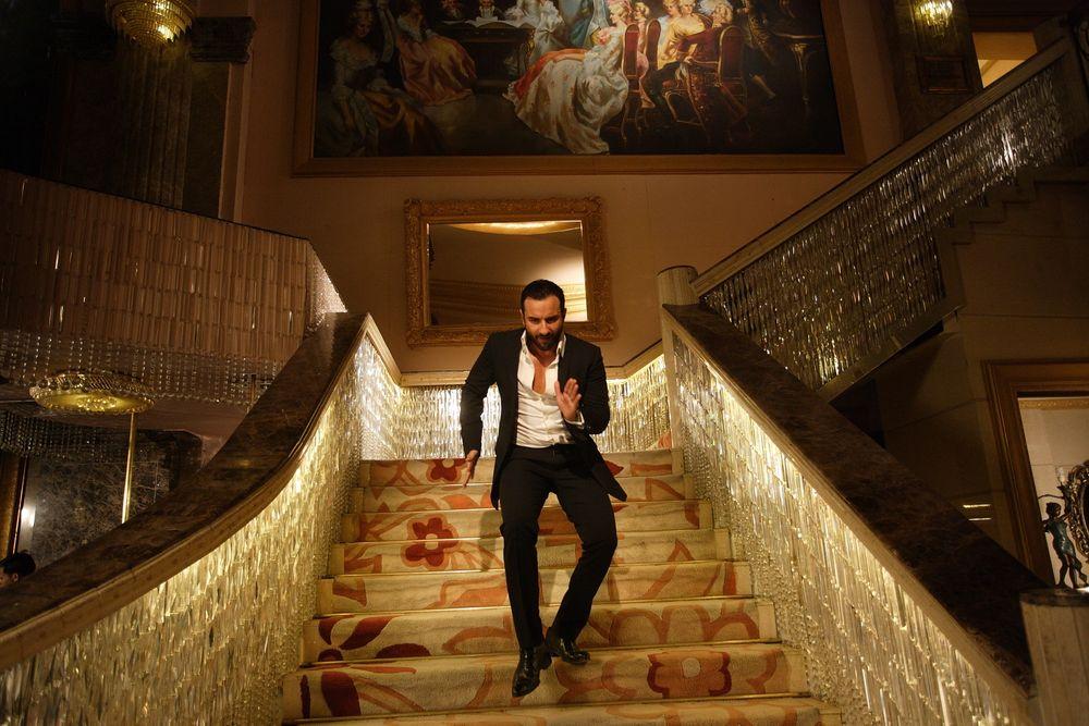 Saif Ali Khan in Agent Vinod (2012)