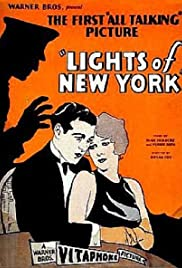 Lights of New York (1928) Poster - Movie Forum, Cast, Reviews