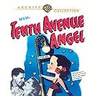 Angela Lansbury, George Murphy, and Margaret O'Brien in Tenth Avenue Angel (1948)