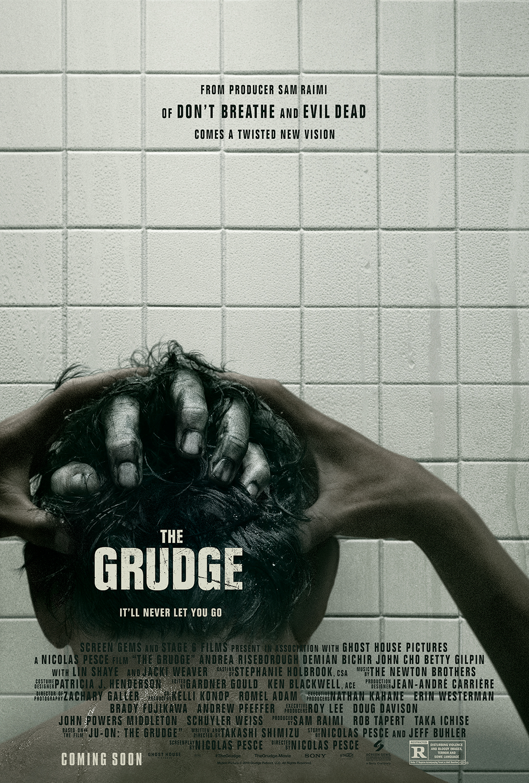 Image result for the grudge 2020 movie poster