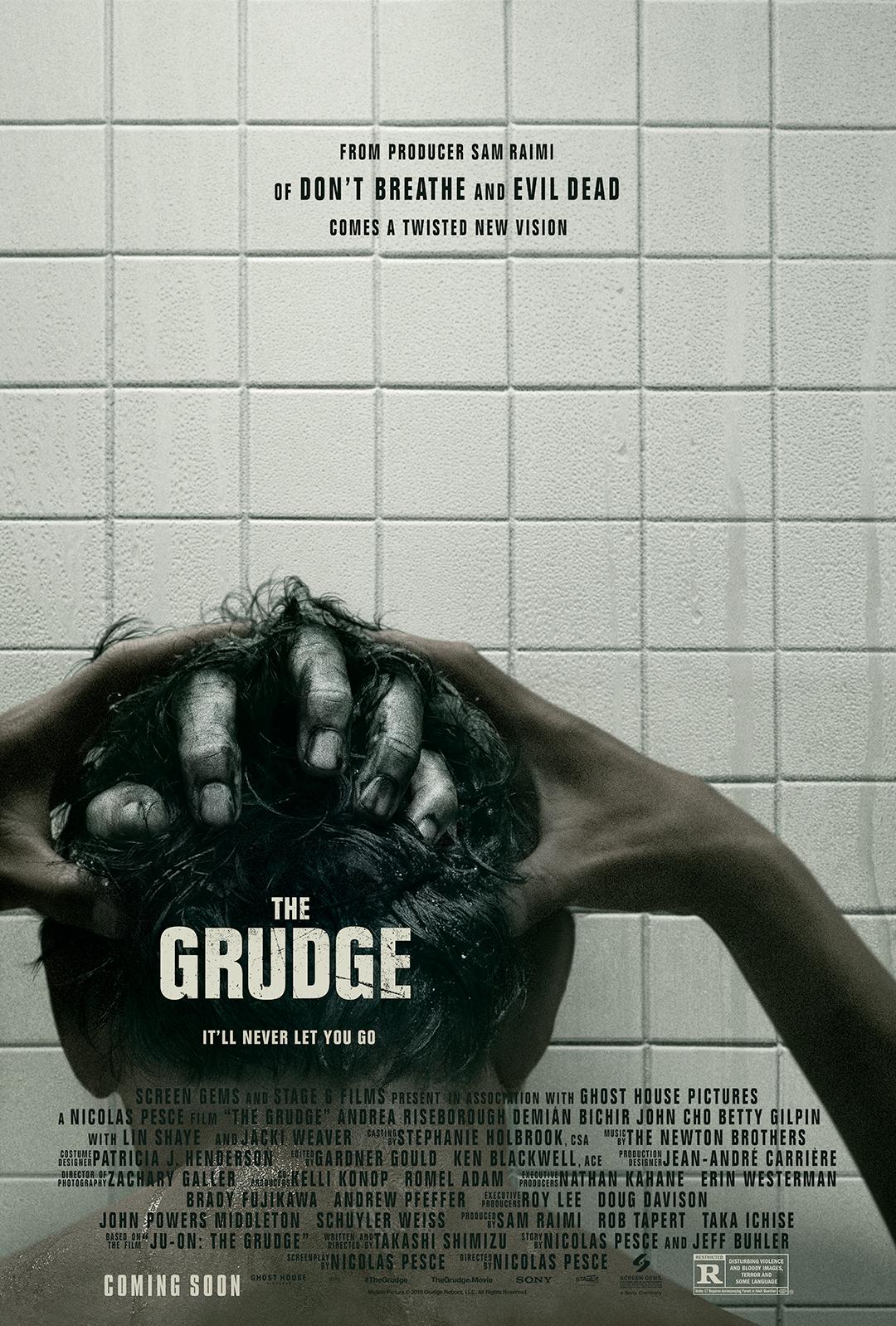 PAGIEŽA (2020) / The Grudge
