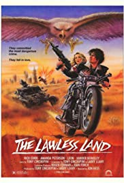 The Lawless Land Poster