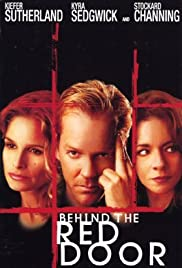 Behind the Red Door Poster