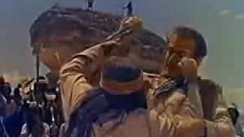 Army dispatch rider Hondo Lane discovers a woman and young son living in the midst of warring Apaches and becomes their protector.