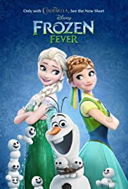 Frozen Fever (2015) 720p