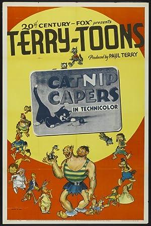 Mannie Davis Catnip Capers Movie