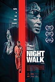 Night Walk Poster