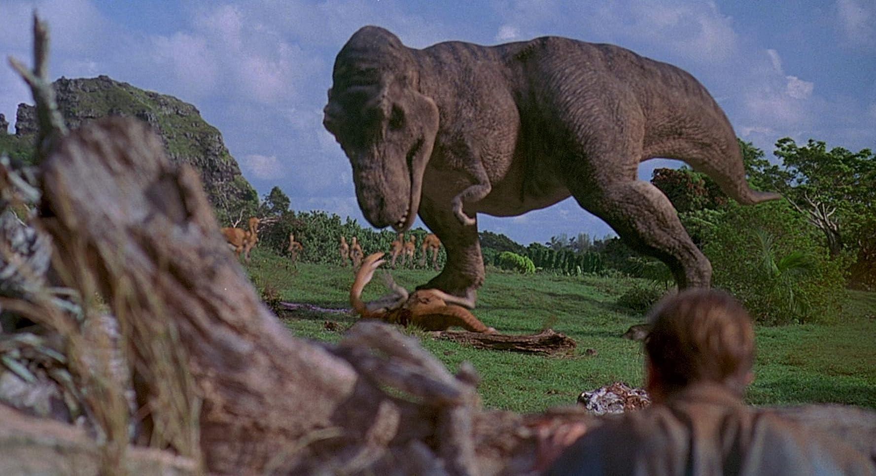 Sam Neill in Jurassic Park 1993